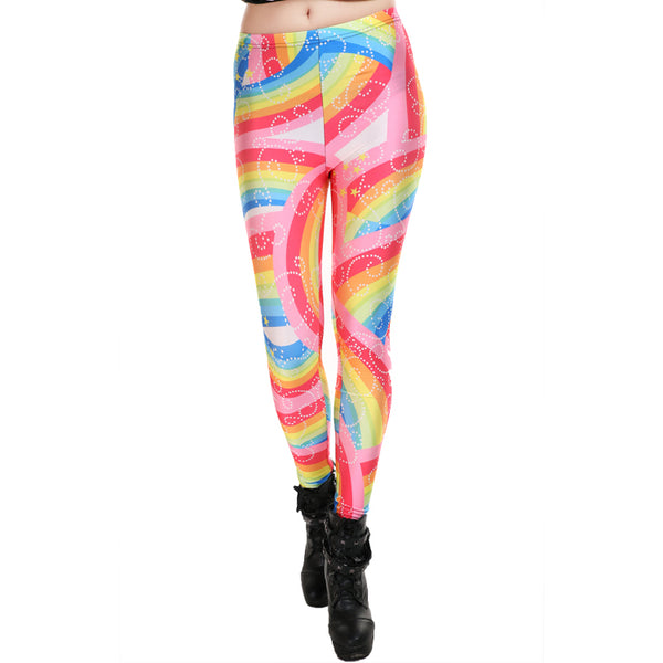Magical Rainbow Leggings