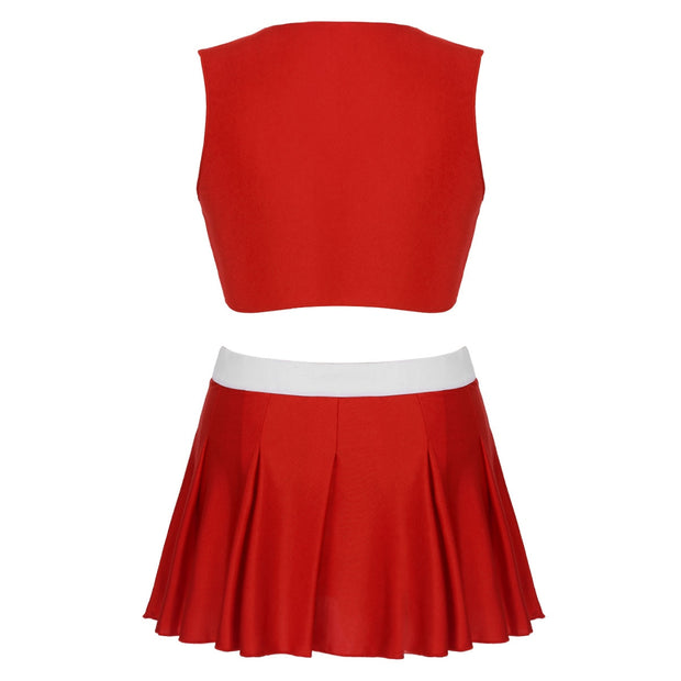 Daddy's Little Cheerleader Outfit (3 Colors Available)