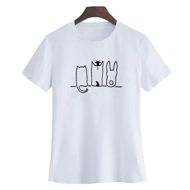 Animal Friends T-Shirt (2 Colors Available)