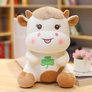 Lucky Cow Plushie