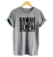 """Kawaii in the Streets"" T-Shirt (3 Colors Available)"
