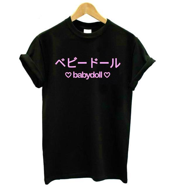Babydoll T-Shirt (5 Colors Available)
