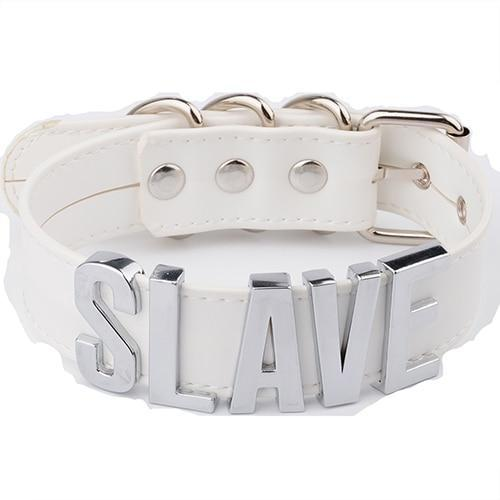 """Slave"" Collar (6 Styles Available)"