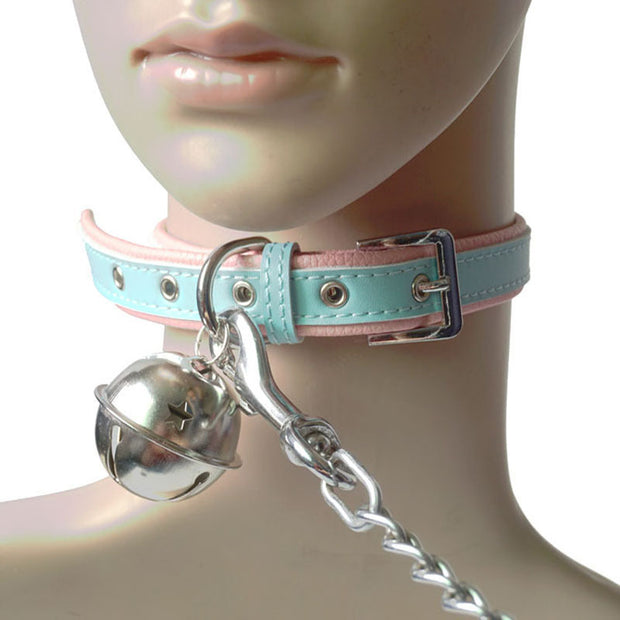Good Little Kitten Bell-Collar and Leash