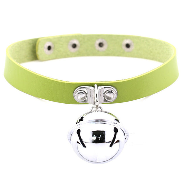 Kitten Bell Collar (13 Colors Available)