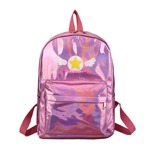 Metallic Cardcaptor Sakura Backpack (2 Colors Available)