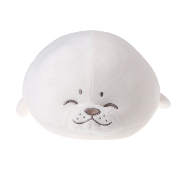 Snuggly Seal Pillow Plushie