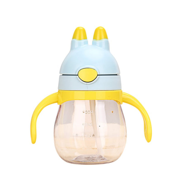 Cute Bunny Sippy Cup (4 Colors Available)