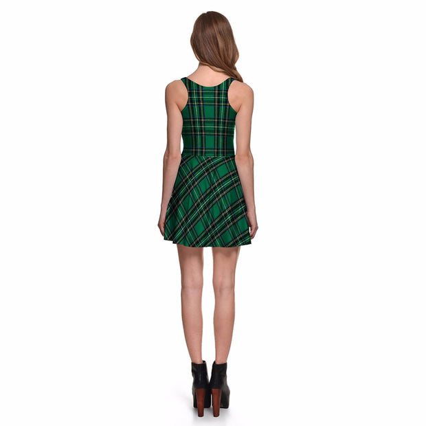 Pretty Plaid Princess Dress (3 Colors Available)