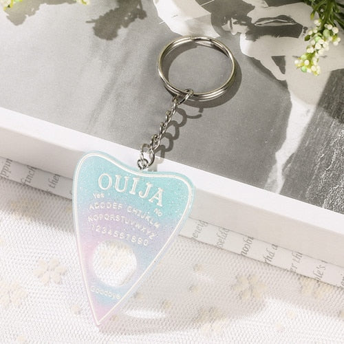Pastel Ouija Keychain (5 Colors Available)