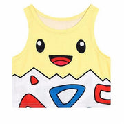 Pokemon Crop Top (10 Styles Available)