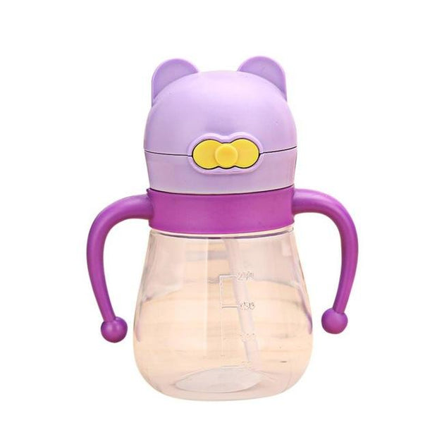 Cute Kitten Sippy Cup (4 Colors Available)