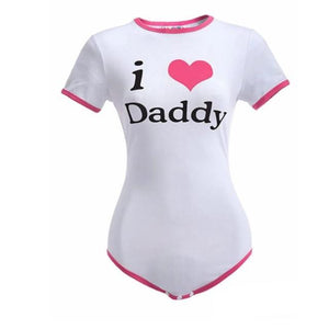 """I Love Daddy"" Onesie"
