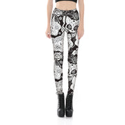 Gothic Kitten Leggings