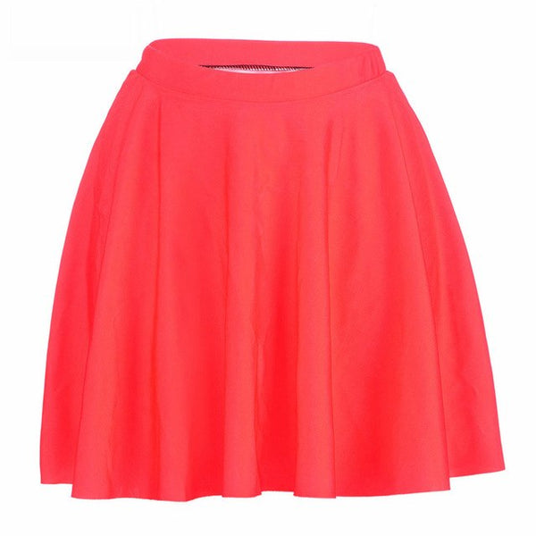 Back to Basics Skater Skirt (8 Colors Available)