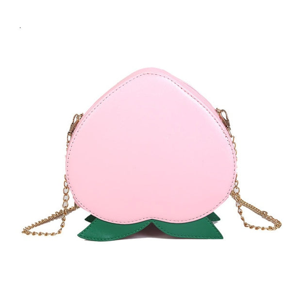 Sweet Peach Shoulder Bag