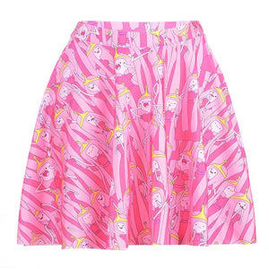 Princess Bubblegum Skater Skirt