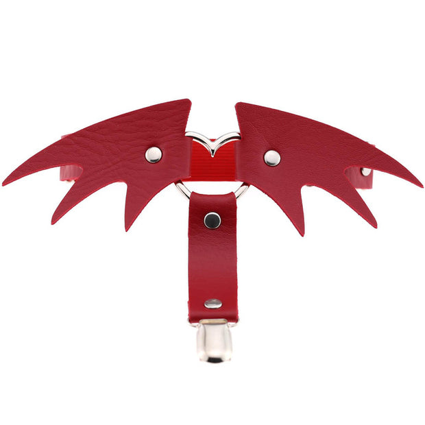 Little Bat Wings Garter (15 Colors Available)