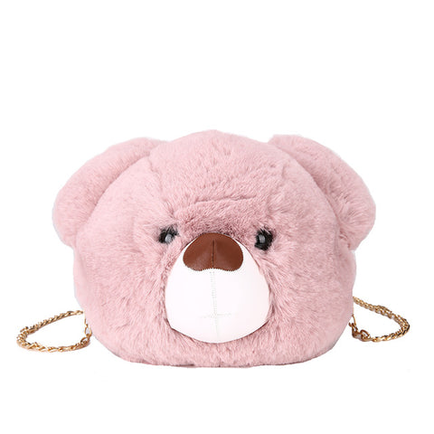 Sweet Teddy Purse (3 Colors Available)