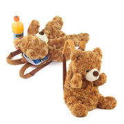 Plush Teddy Bear Backpack
