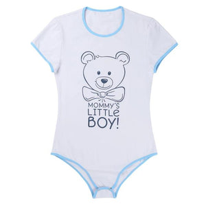 """Mommy's Little Boy"" Onesie"