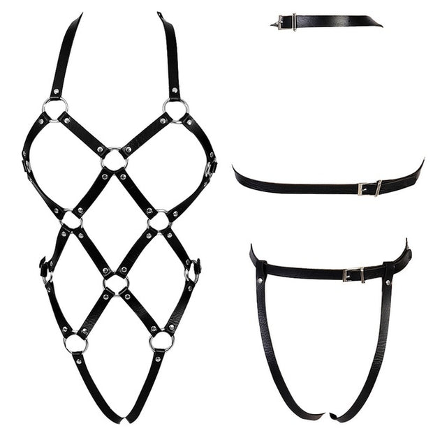 Layla Body Harness