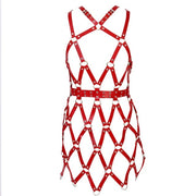 Chyna Body Harness Dress (3 Colors Available)