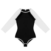 Cute Baseball Sleeve Onesie (3 Colors Available)