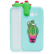 Cute Cactus Samsung Galaxy Phone Case