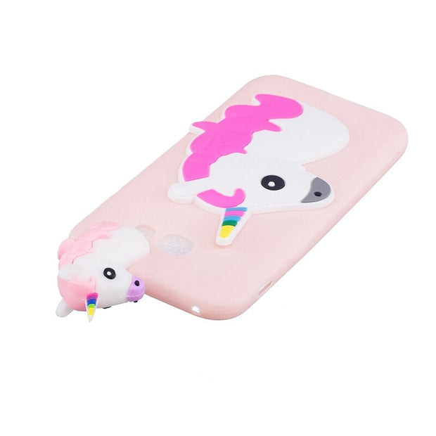 Kawaii Unicorn Samsung Galaxy Phone Case