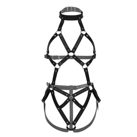 Chastity Body Harness