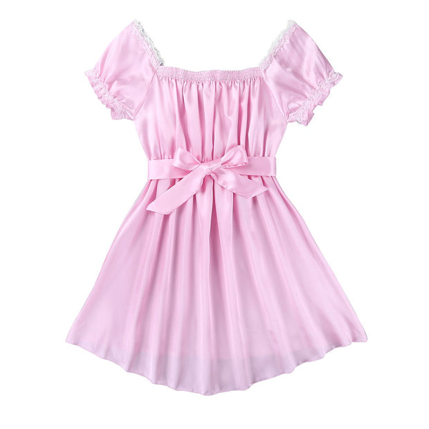 Pretty Little Baby Lace Dress (2 Colors Available)