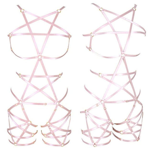 Roxy Body Harness (4 Colors Available)