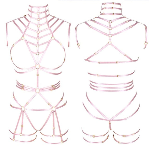 Kimberly Body Harness (3 Colors Available)
