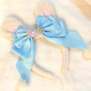Kawaii Little Bunny Ears (3 Colors Available)