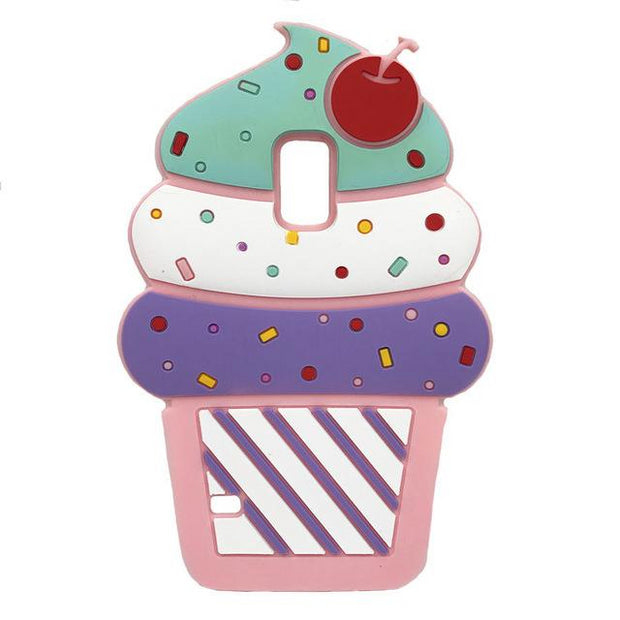 Sweet Cupcake Samsung Galaxy Phone Case