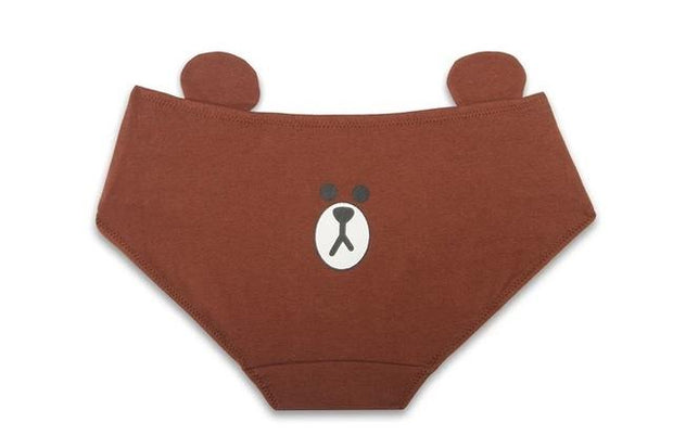 Baby Animal Panties (5 Styles Available)