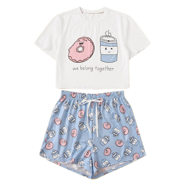 """We Belong Together"" Pajama Set"
