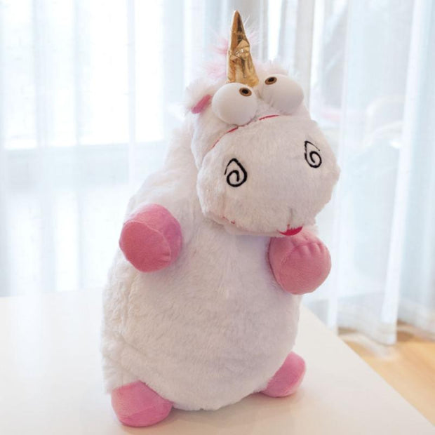 Fluffy Unicorn Plushie