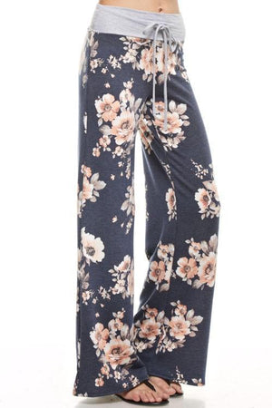 Theresa Floral Sweats