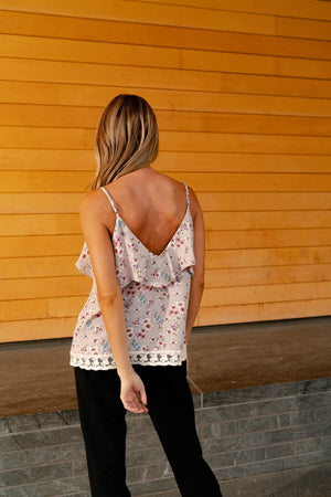 Dusty Wild Rose Tank