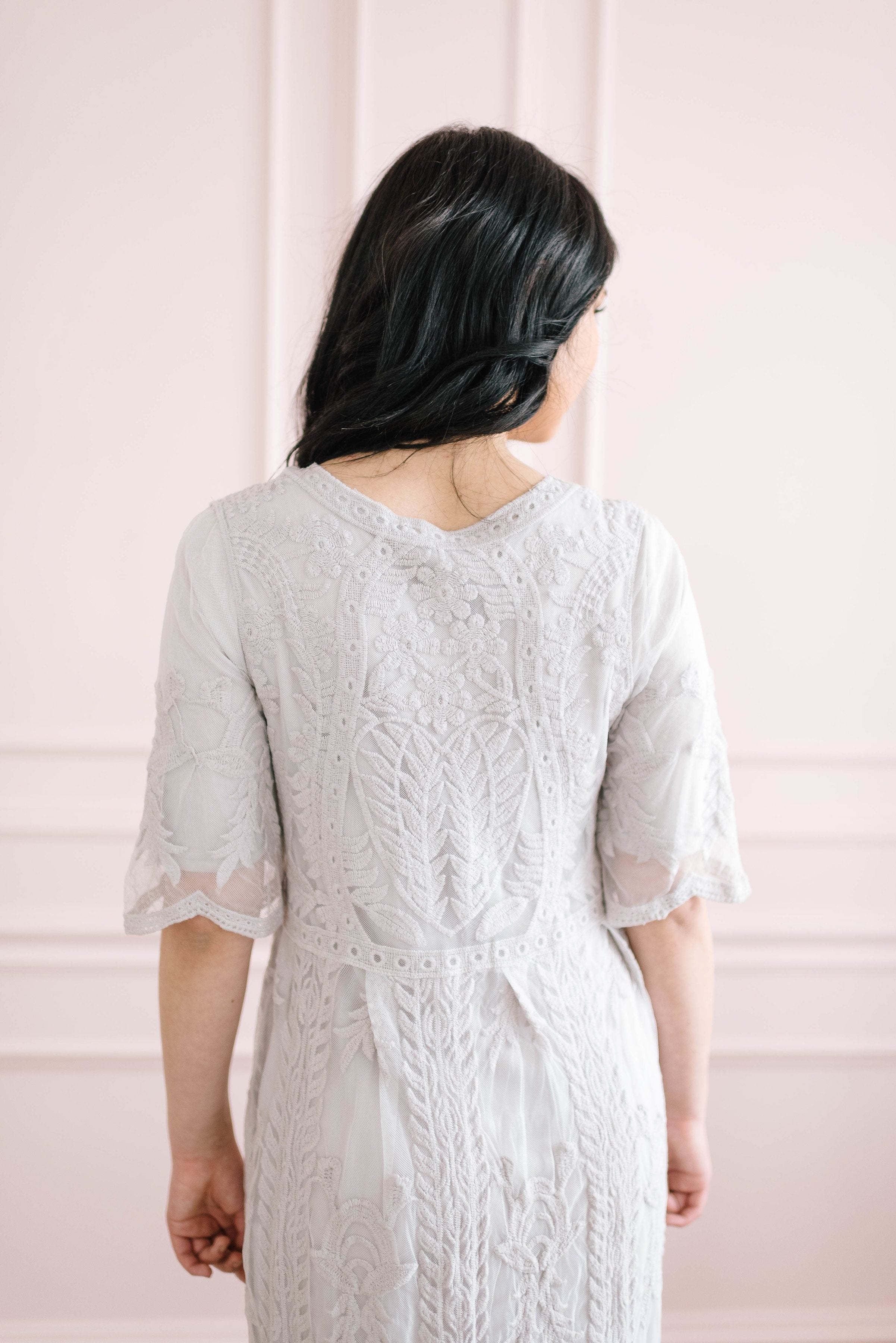 Gracie Lace Dress
