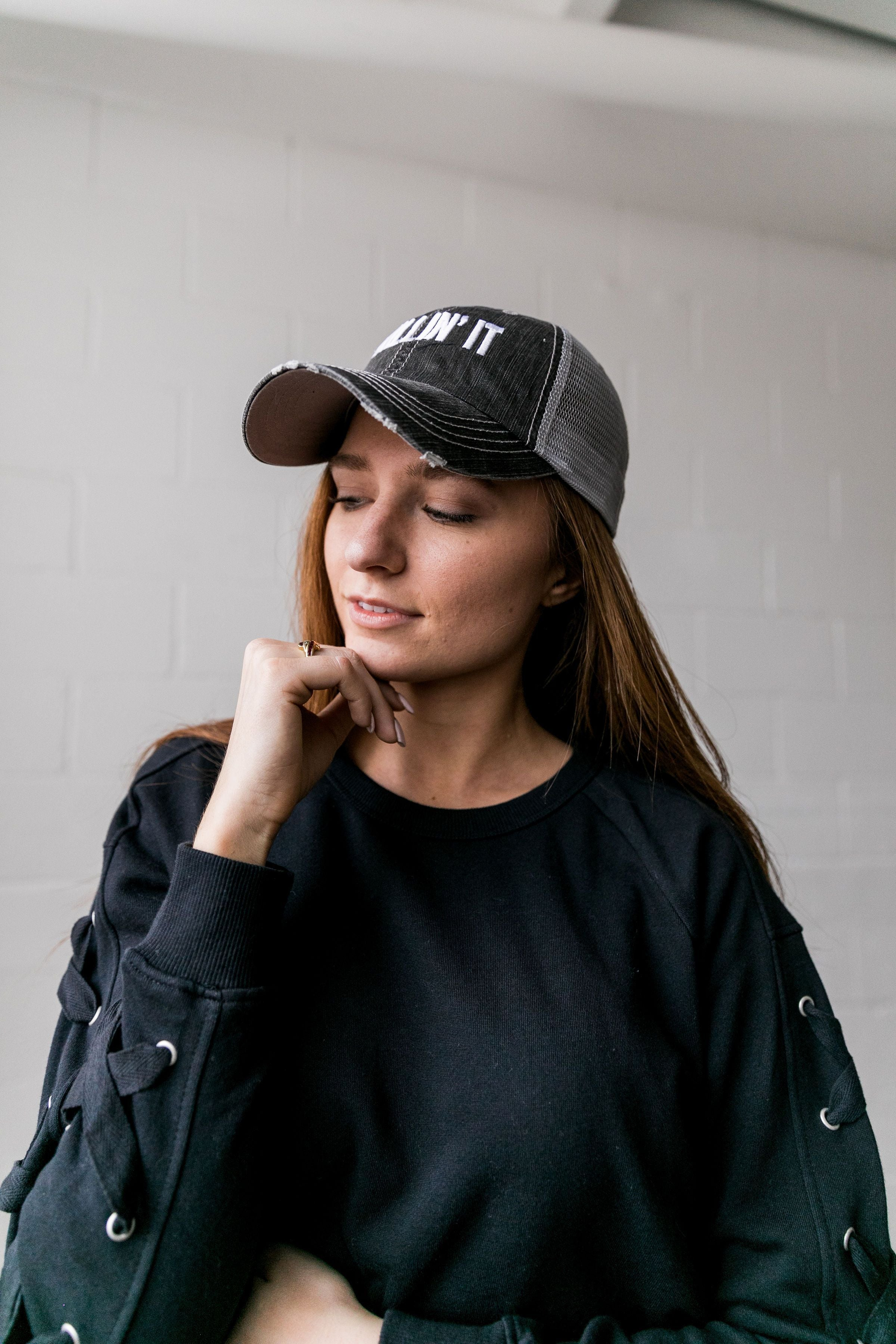 Killin' It Trucker Hat - ALL SALES FINAL