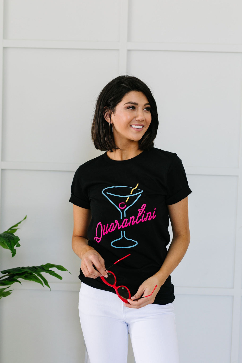 Quarantini Graphic Tee