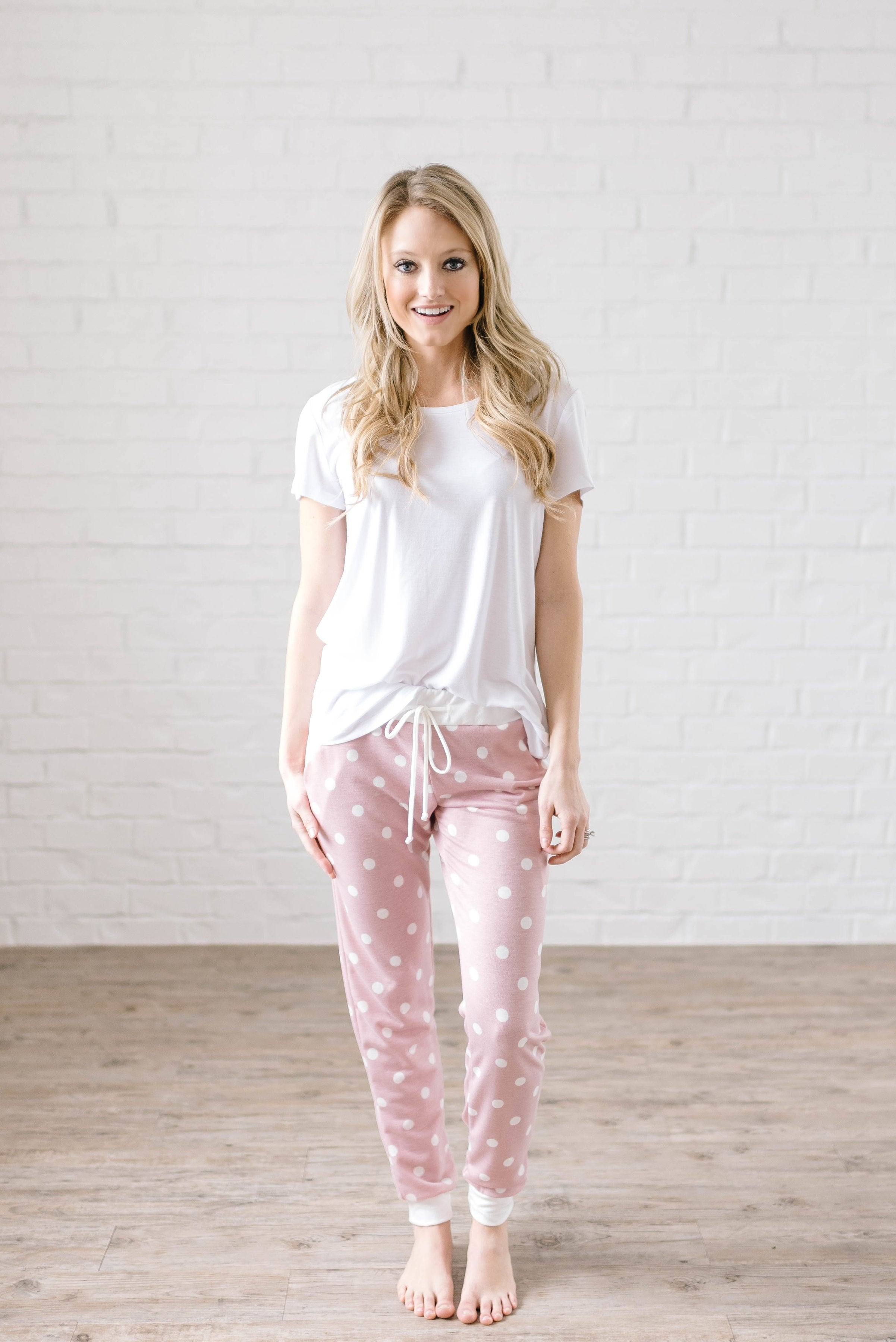 Sweet Dreams Joggers in Pink