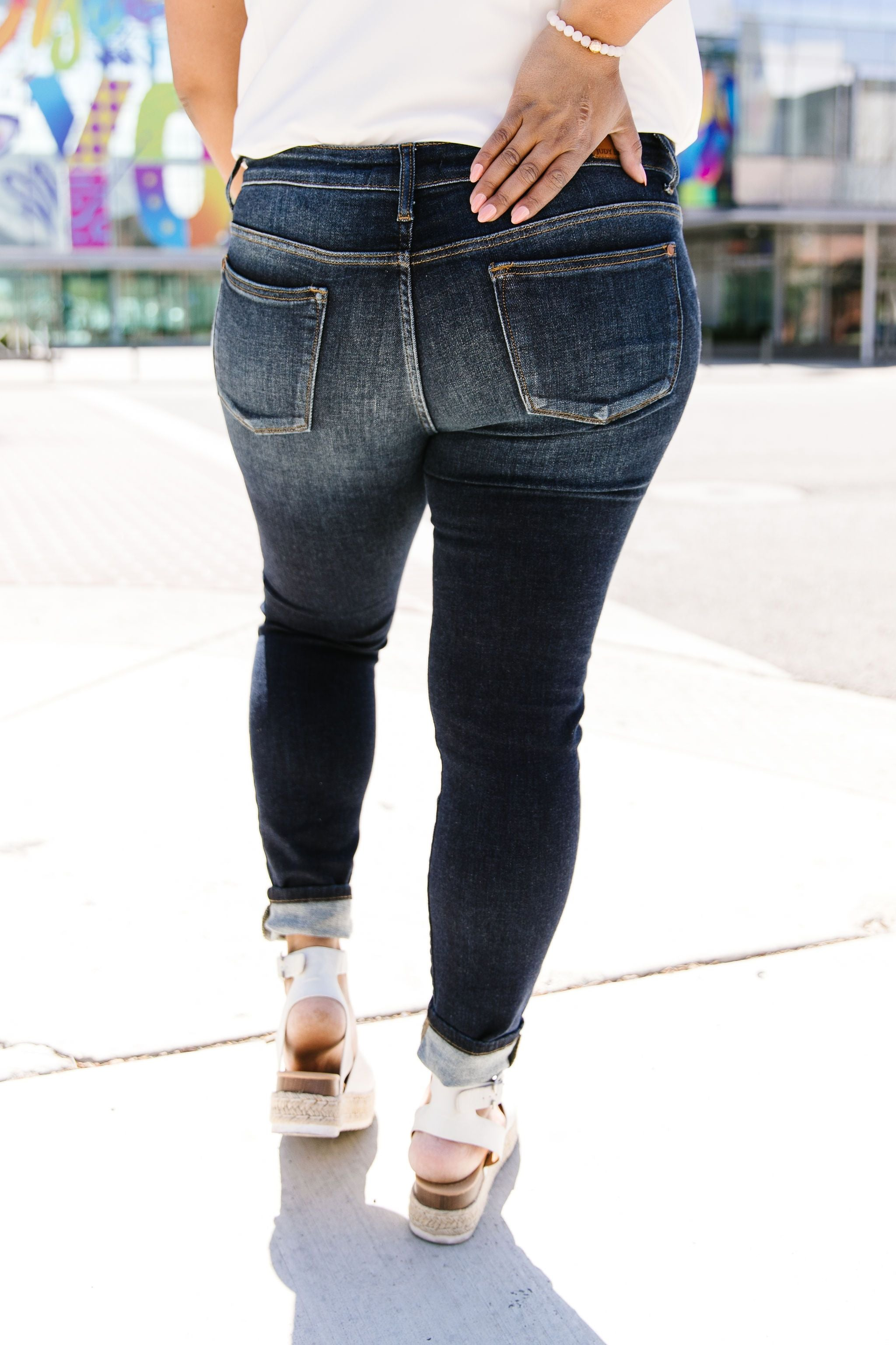 Tall Dark & Fashionable Jeans - 5/5/2020