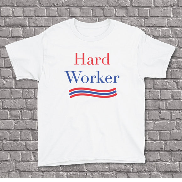 Hard Worker Youth Tee
