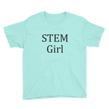 Stem Girl Youth Tee
