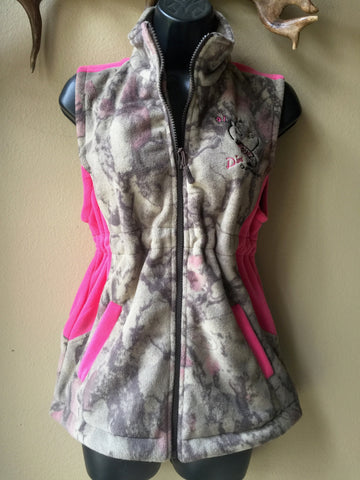 VEST WIND & WATERPROOF CAMO PANELS
