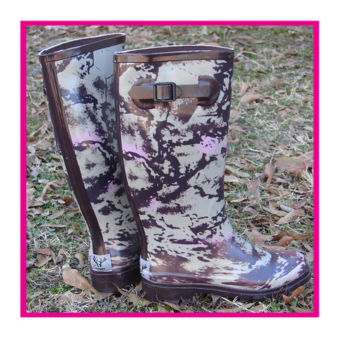 Diva Rubber Boots